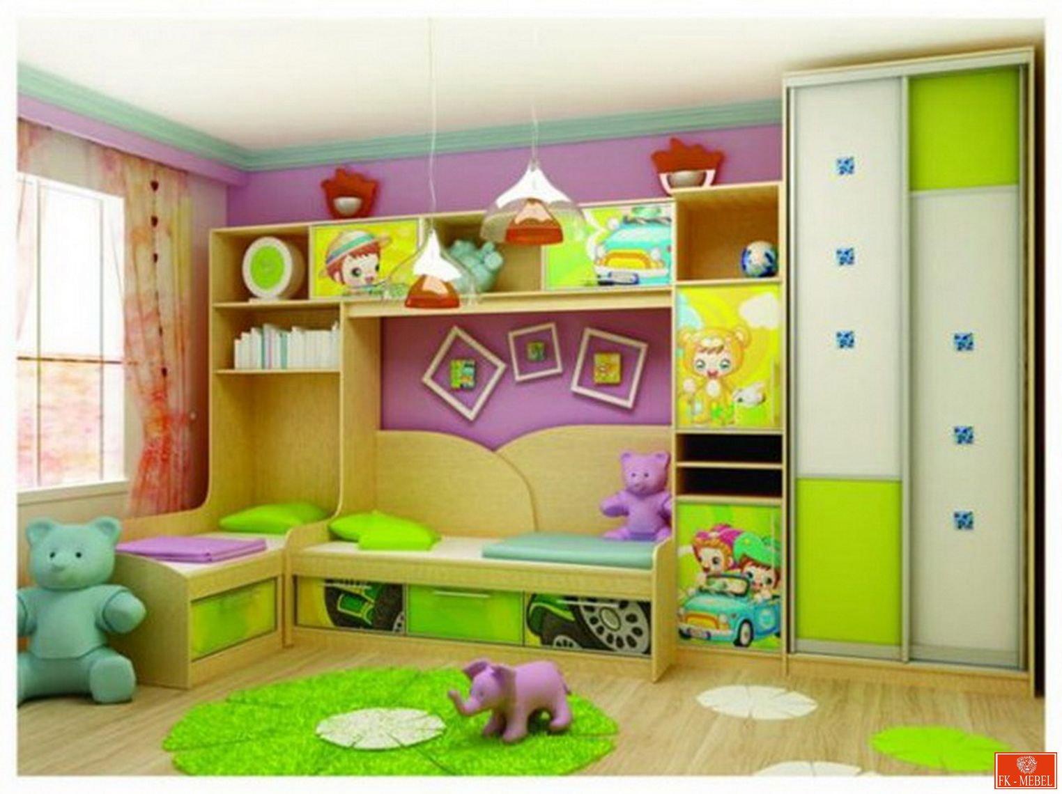 Детская мебель на заказ, мебель для детской комнаты, детские.
