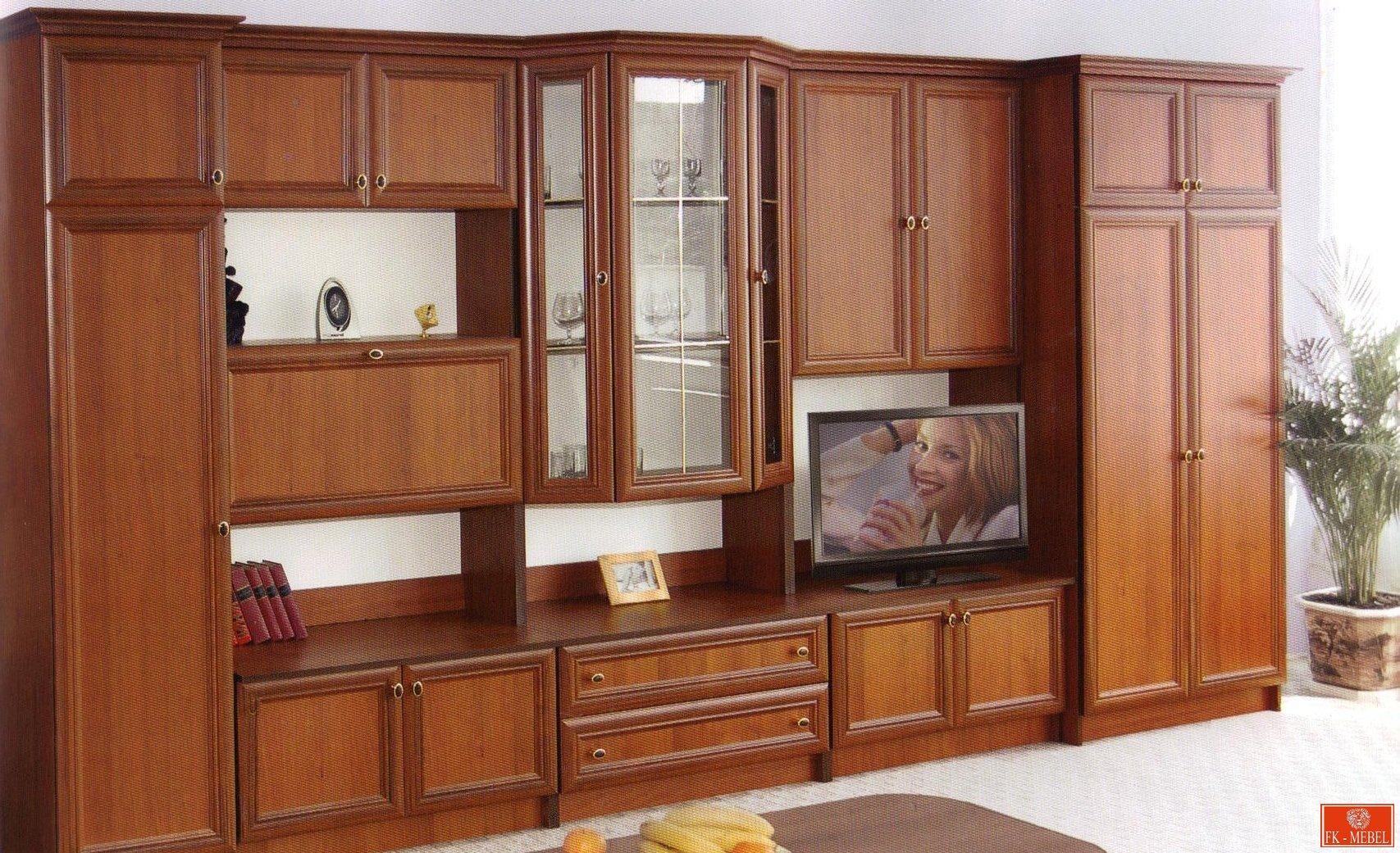 мебельные стенки для зала фото